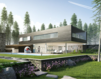 Villa in Netherland