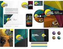 The Solar Games Identity Kit