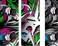 designs for MDAY  kiteboards