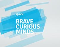 Brave Curious Minds - Quirk CI