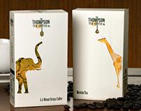 Tea / Coffee Packaging Project