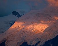 Les Alpes : Mont Blanc