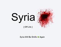 Syria Will Be OnLife Again ||ستعود الحياة لسوريا مجدداً