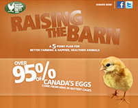 Raising the Barn Website