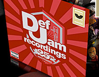 Def Jam 25th Anniversary Box Set / Serato LP's