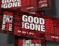 Good Times Gone Concert Tickets