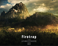 Firetrap Autumn / Winter apparel booklet