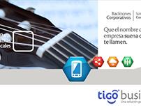 Banners Tigo Business
