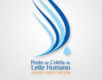 Logotipo - POSTO DE COLETA DE LEITE HUMANO