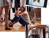 Retouching | The Denim Boutique for THE OUTNET