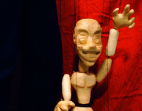 Something Shook the Marionette Stage