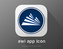 AWI iOS7, Android and Windows App icon