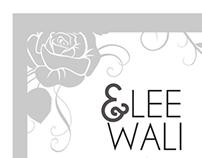 Lee & Wali Wedding '13 [Invitation]