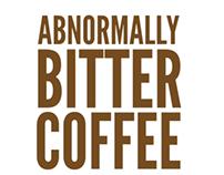Abnormally Bitter Coffee