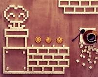 8 bit teatime (Mario)
