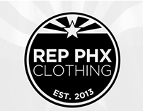 Introducing Rep PHX Clothing