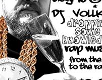 RadioX -DJ Vollkasko Flyers