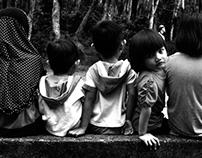 Kids at Langkawi