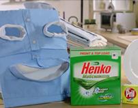Henko Detergent Promos