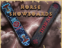 Norse Snowboards Thor