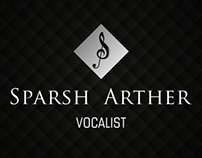 Vocalist Visiting Card