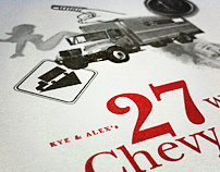 Kye & Alex's 27 Ways to Chevy Chase