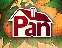 Pan Foods (Branding + Packaging)