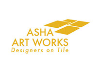 Visual Identity for Asha Artworks