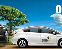 Liberty Travels Website