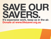 Westpac Life Saver Rescue Helicopter Service