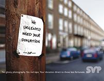 St Vincent De Paul, fundraising campaign