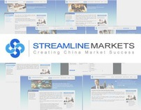 Streamline Markets | Website & Branding
