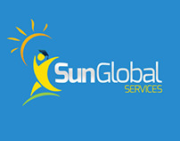 Logo Design for Sun global