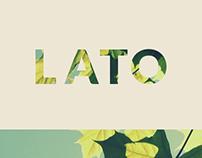 Web Design: Font Lato