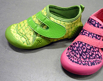 Baby light shoes for Domyos