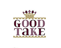 Good take_logo design