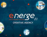 Portfolio agencji interaktywnej energe21