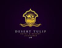 Branding - Hotel Desert Tulip, Jaisalmer
