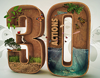 30 actions for sustainable development