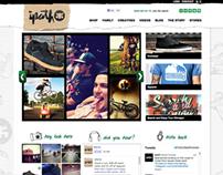 Ipath Website Redesign : Design & Illustration