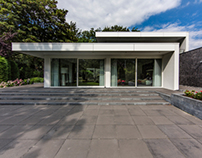 Minimalistic Design Villa