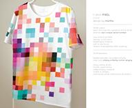 PIXEL marthu t-shirt