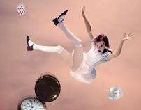 Upside Down Alice