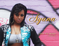 Ayana Songtress Album Cover