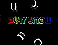 Glowing PL4Y SnoW