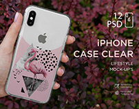 Iphone Case Clear Lifestyle