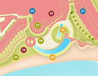 Our Lucaya Resort Map