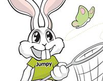 Jumpy, Mascotte MondoParchi