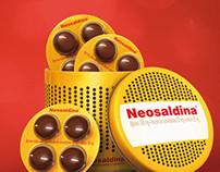 Takeda Neosaldina / Multigrip