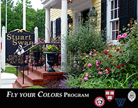 Stuart Swan Furniture-Fly Your Colors Program